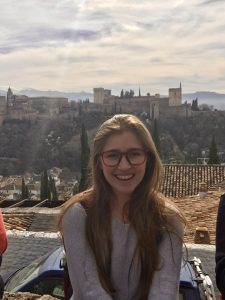 In Front of Alhambra